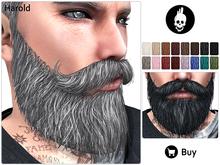 Action Inkubator Beard Harold / / / BENTO RIGGED !
