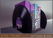 Vinyl Holder Gift