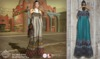 Petite Mort- Zoe maxi dress CERULEAN