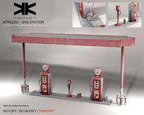 Atrezzo :: Gas Station :: {kokoia}