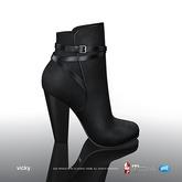 [Gos] Boutique - Vicky - Black