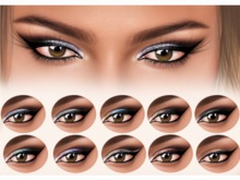 itGirls - Eyeshadow Appliers for Catwa heads