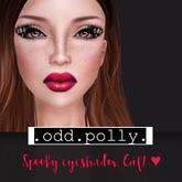 .odd.polly. Spooky Eyeshadow Gift
