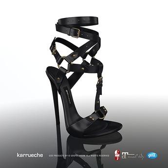 [Gos] Boutique - Karrueche - Black
