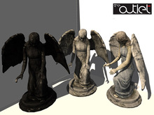 *_*C-Outlet*_* Angel Statues