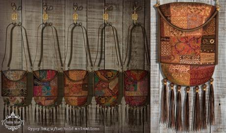 Petite Mort- Gypsy Bag COCOA