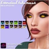 .ID. Essentials Omega HUD / Inhumans
