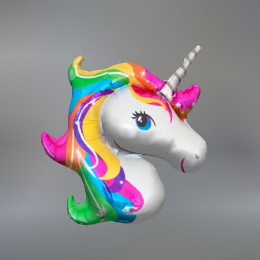Unicorn Mesh Tip Jar