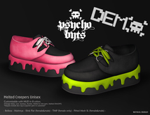 .{PSYCHO:Byts}. Melted Creepers -DEMO-