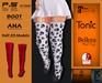 ..:: P.S STORE ::.. BOOT ANA + HUD 25 MODELS
