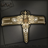 Meva Anira Headband Gold Box