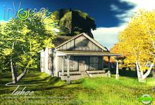 inVerse® MESH - Tahoe _ full furnished starter cottage cabin mesh house