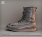 [Deadwool] Strider boots - grey