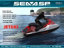 Gaagii - SEA:ASP - 3Pack - JETSKI ((BOXED)) V1