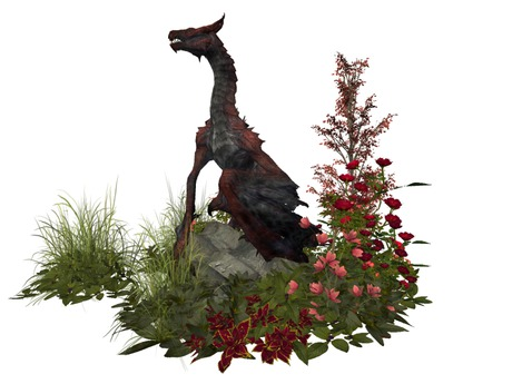 MSD - The Dragon Garden (22 LI) C/M