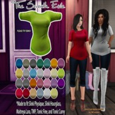 T7E: Just a Shirt Dress - Solids