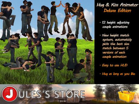 Hug & Kiss 2.02 Deluxe