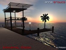 Anna Erotica - Coastal Dock
