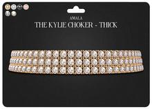 Amala - The Kylie Choker - Thick
