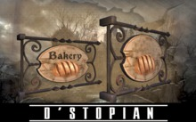 D'STOPIAN // Bakery Signs