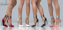 Blueberry - Amanda - Happy Heels <3 - Maitreya, TMP, Belleza (All), Slink Physique Hourglass - ( Mesh ) Full Pack