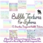 FUD Bubble Sphere Texture Pack