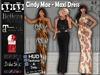 :: D~vine Style :: Cindy Mae - Maxi Dress