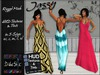 :: D~vine Style :: Jazzy - Long Dress - with HUD