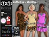 :: D~vine Style :: Ruffle Eve - Mini Dress