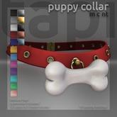 tapi :: puppy collar
