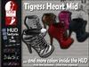 Tigress heart   slink mid 2