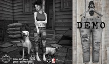 Petite Mort- BF jeans DEMO