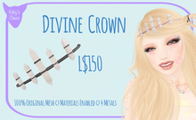 Kitty's Claws: Divine Crown