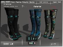 N.cc Fianna Robotic Boots -Shu Mesh-