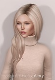 opale . Amy hair {Light Blond color pack}
