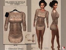 """""""BeatriceStyle"""" - Glamour Dress"""