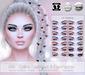 Arte - Celine Eyebrows & Eyeshadow