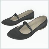 fri. - Darcy.Flats (Black)