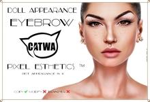 .:DA:. Eyebrow Arched CATWA