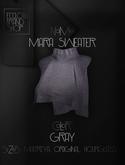 Ec.cloth - MARA sweater - Gray