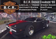 B.C.R. Custom Charger '69