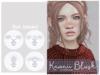 [okkbye] Kawaii Blush - CATWA Appliers