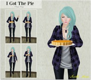 :North Moon: I Got The Pie Poses {Boxed}
