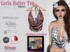 Carla Halter Top Patterns With Hud
