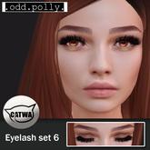.odd.polly. Eyelash Set 6