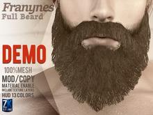 ZK - Franynes Full Beard [DEMO]