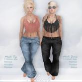 Perch - Madi Jeans