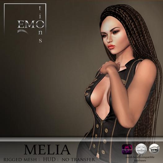 .:EMO-tions.. *MELIA* -BRUNETTE