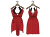Ducknipple: Dress vs1 - Red