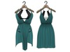 Dress vs1 teal slx